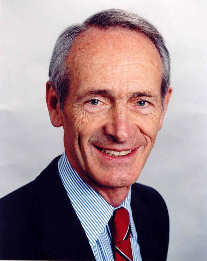 John R. Evans, CC, O Ont, MD, LLD