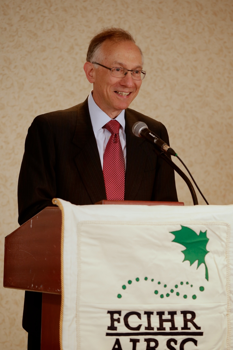 Dr. Harvey V. Fineberg, 2013 Friesen International Prizewinner