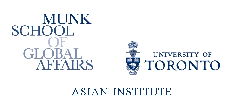U of T - Munk School of Global Affairs, Asian Institute