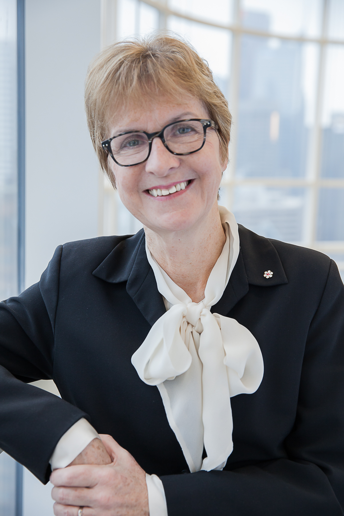 OFFICIAL PHOTO - Dr. Janet Rossant - Photo Credit: The Canada Gairdner Foundation - Received on April 5, 2016