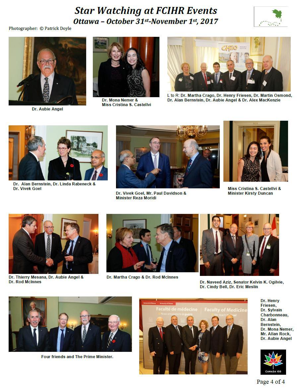 Page 4 - 2017 Spotlight Newsletter of FCIHR