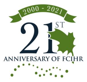 21st Anniversary - FCIHR